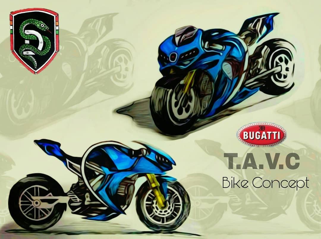 Bugatti T.V.A.Cconcptdes.