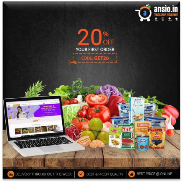 Which is the best Online Grocery Store in Chennai