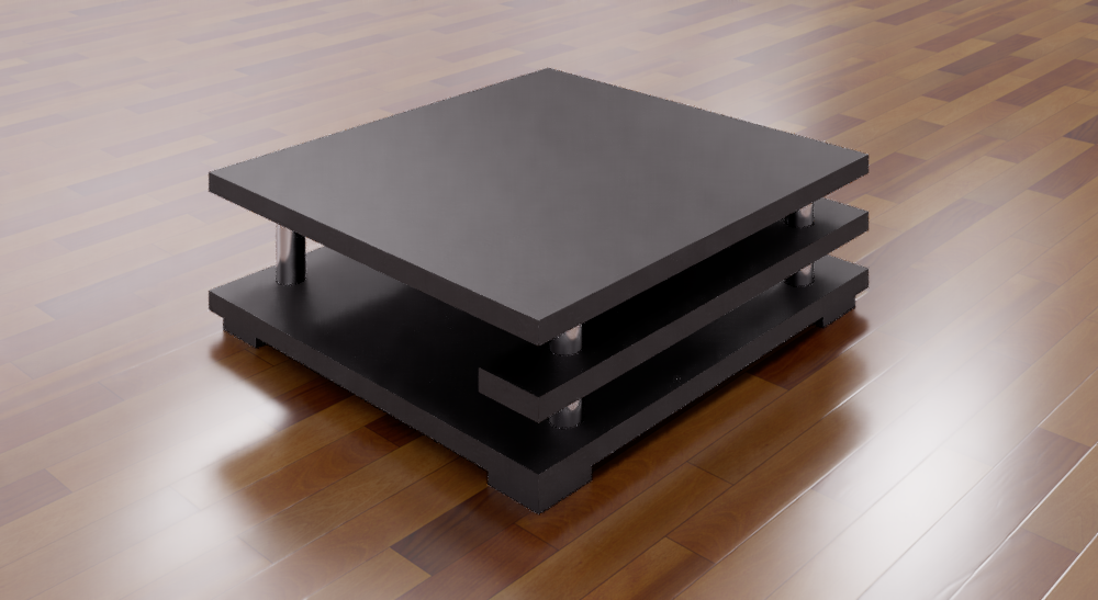 Parametric Coffee Table