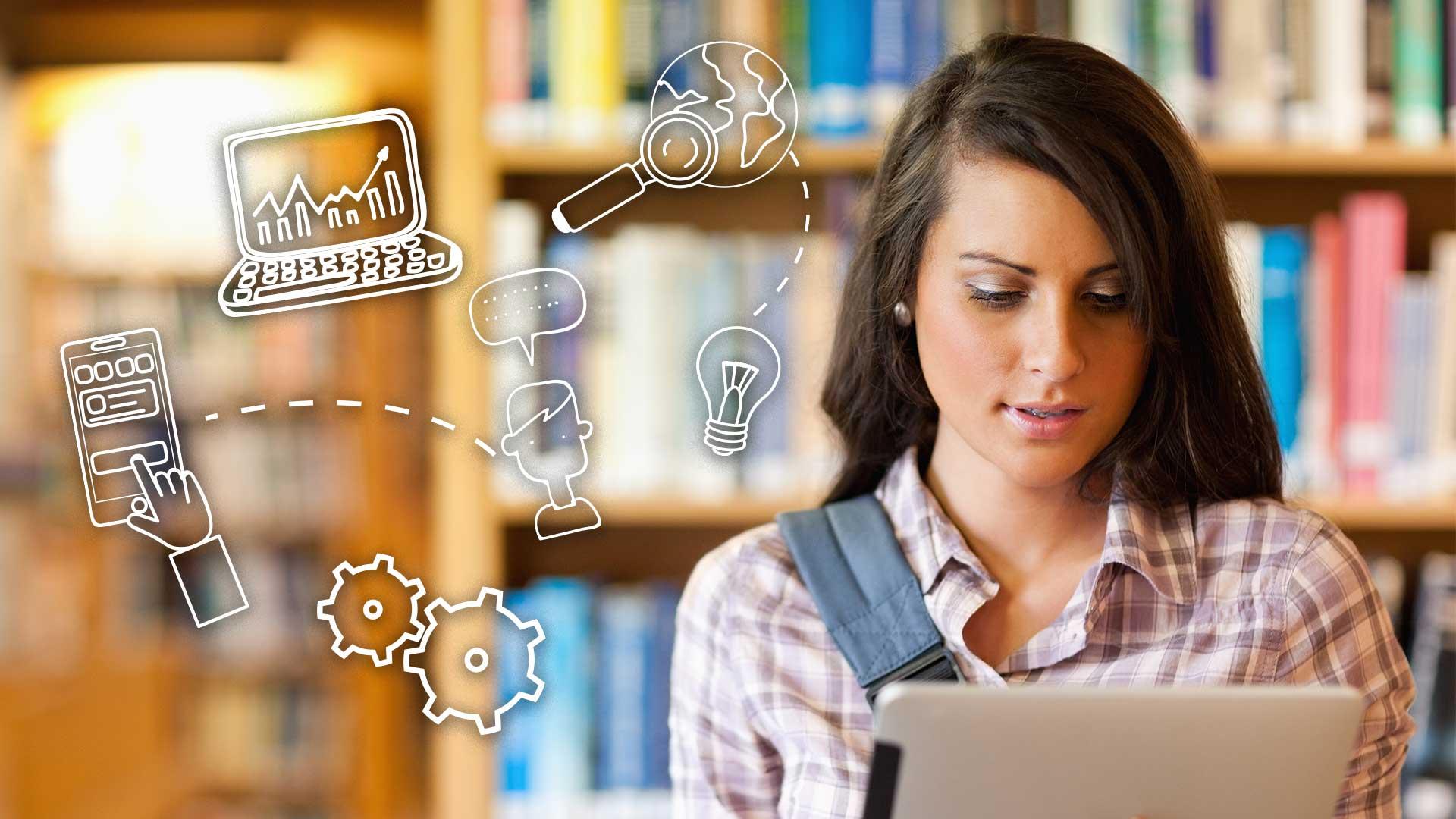 Tecnología y educación: Heramienta sustentable