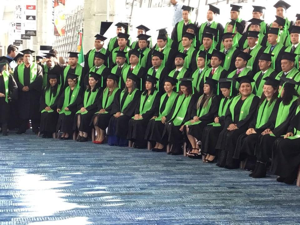 Magna Graduación CDMX 2018 UTEL
