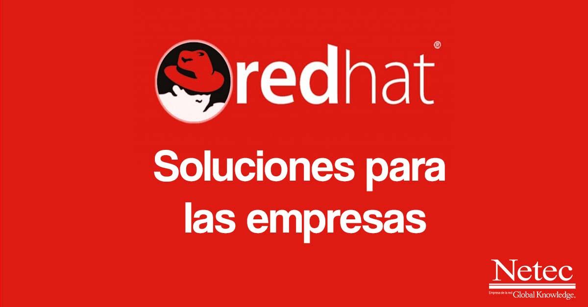 Red Hat en las empresas