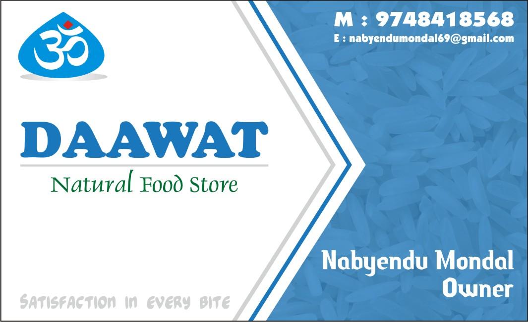 Daawat- V CARD