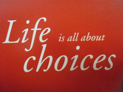 Do you have a choice? YESSS!