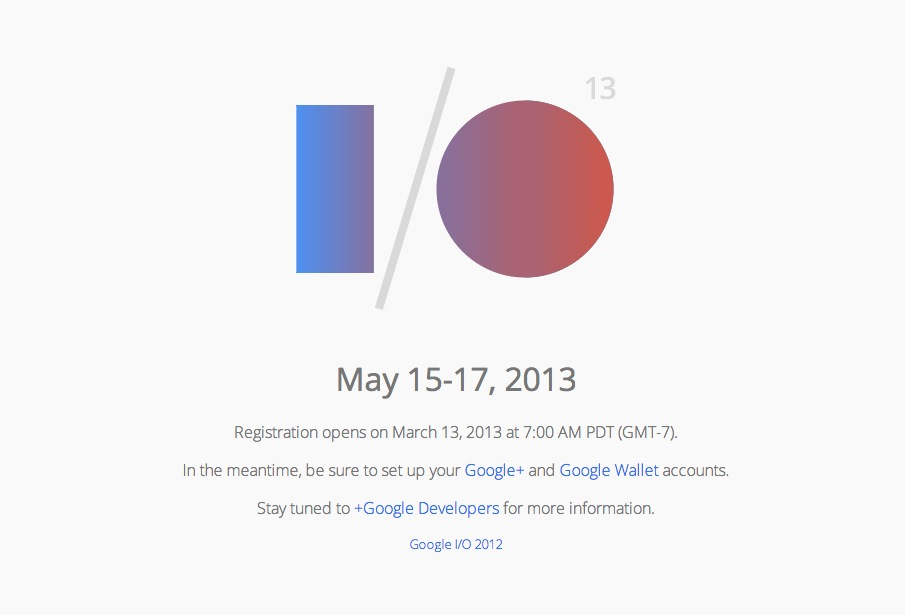 Google I/O 13, Day-1 – What's New? Keynote And Highlights
