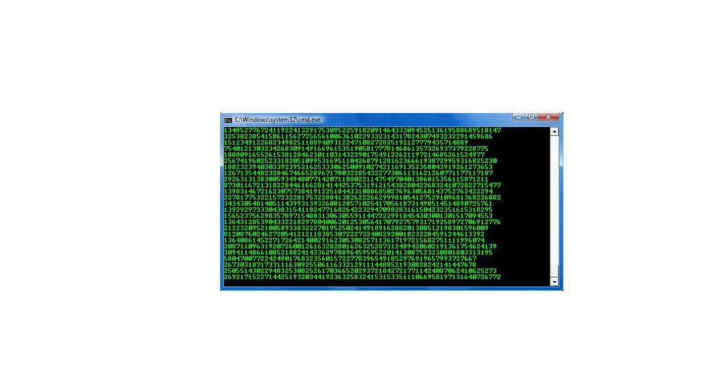 Batch Programming for Windows