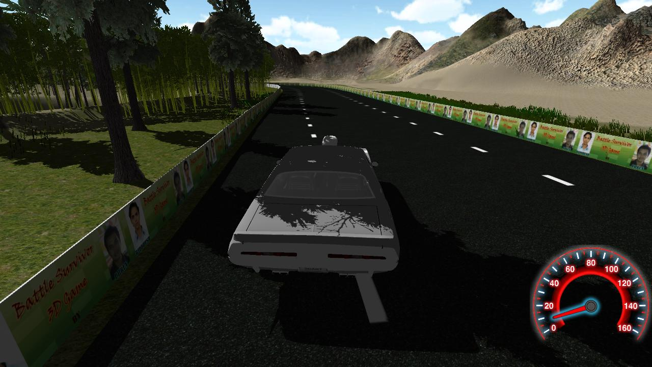 Battle Survivor - A 3D Game (Windows)