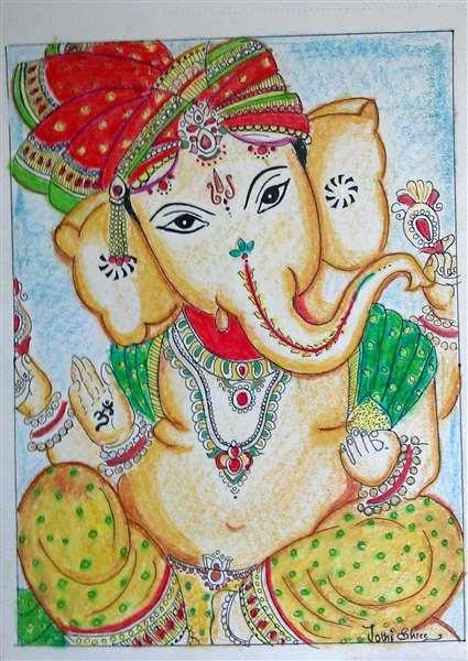#Artefact_Ganesha