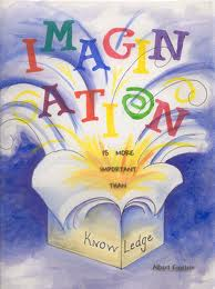 Imagination And Will Power