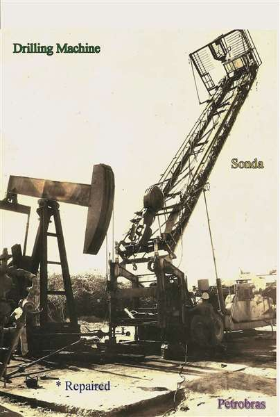 Drilling Machine Recovery