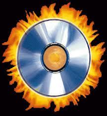 Want to burn CD / DVD