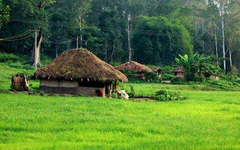Villages on the verge of extinction.