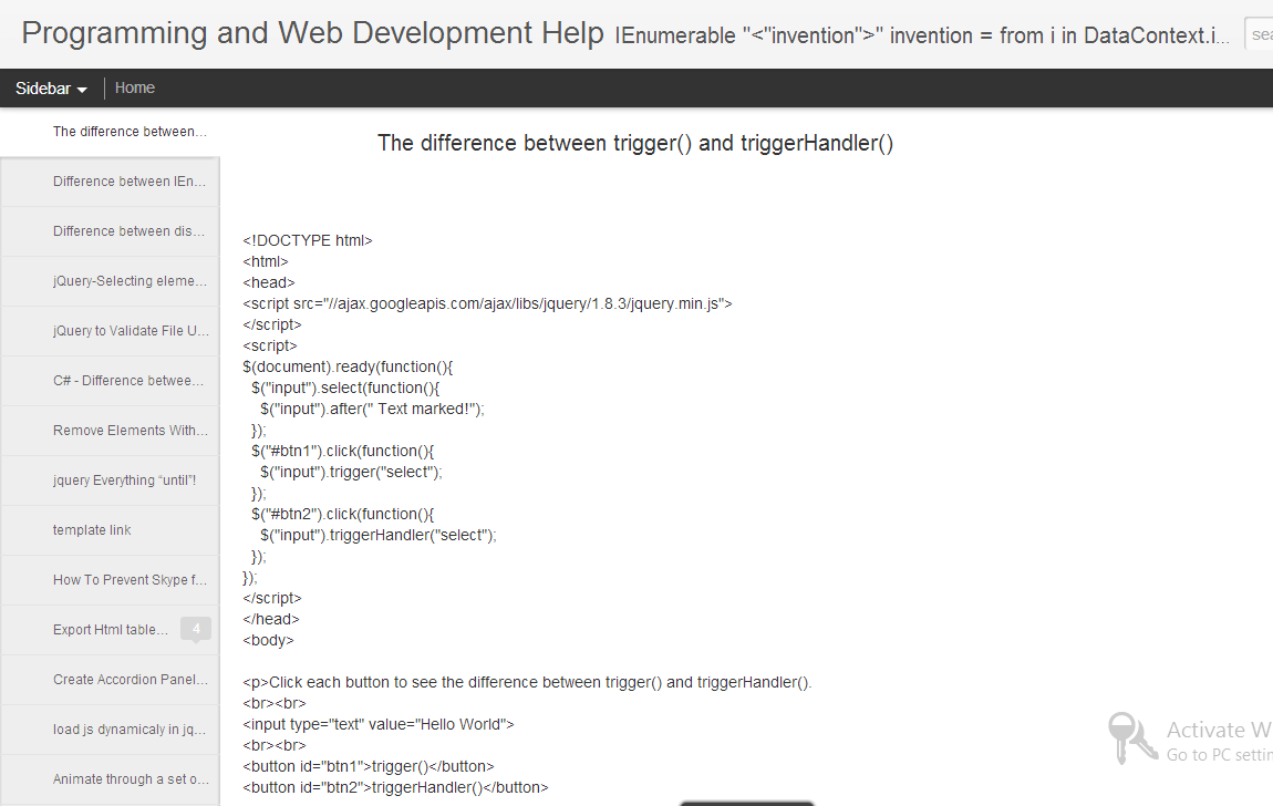 programing And web developing hellp