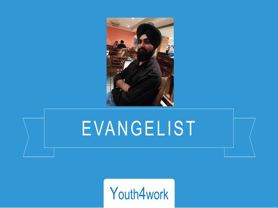 Evangelist at Youth4work