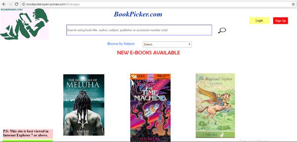 BookPicker.com