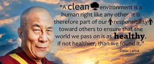 The Need To Overcome Inner And Outer Pollution