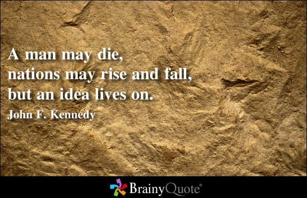 Idea never die !