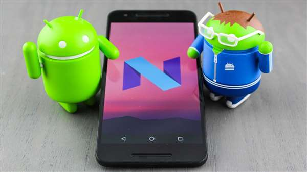 About Android N