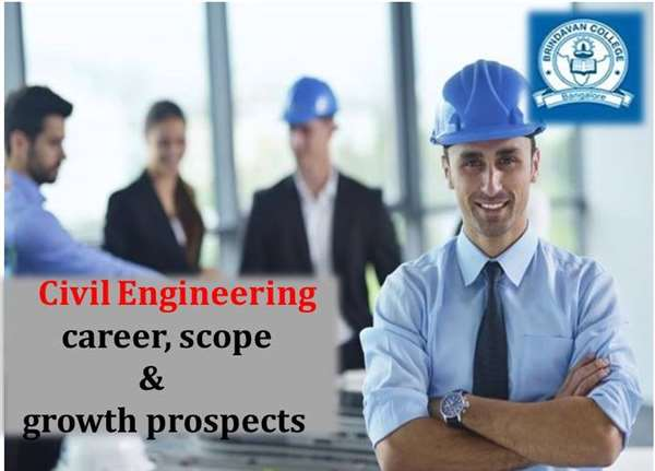 Career, scope & growth prospects | Civil engineering