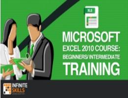 Microsoft Excel 2010 Course Beginners/ Intermediate Training