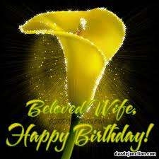 A special day of my life....My wife Birthday!