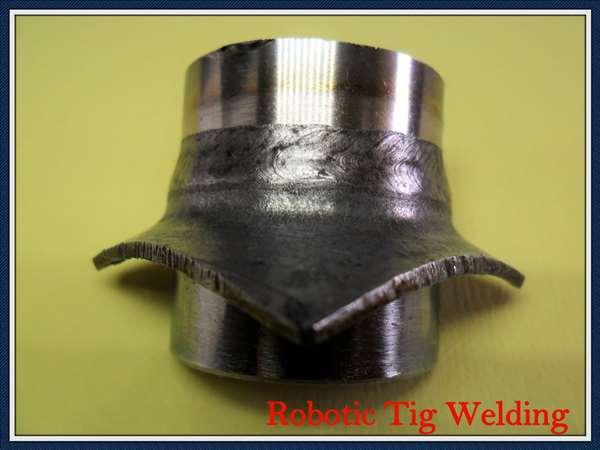 Robotic Tig Welding - Washing Machine - Innovation