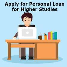 Apply personal loan for h