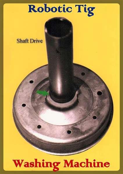 Robotic Welding - Tig Process - Innovation