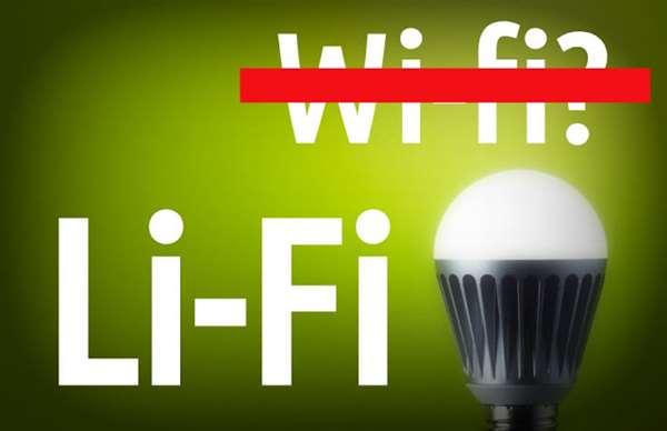 The latest LI-FI technology