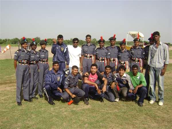 NCC ALL INDIA VAYU SAINIK CAMP(IGC) -2010 AMNOORE AIR PORT,WARANGAL,TS