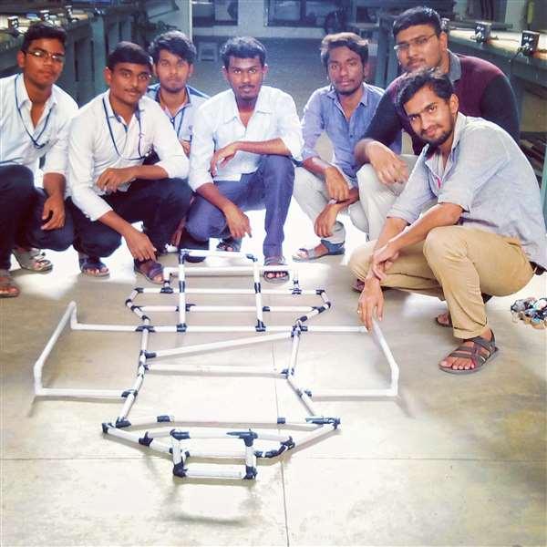 FIRST Go-kart prototype -SAE club