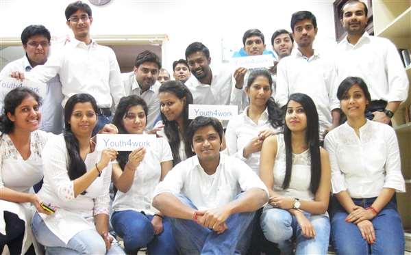 youth4work team