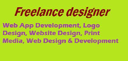 Freelance Graphic & Web Designer - India