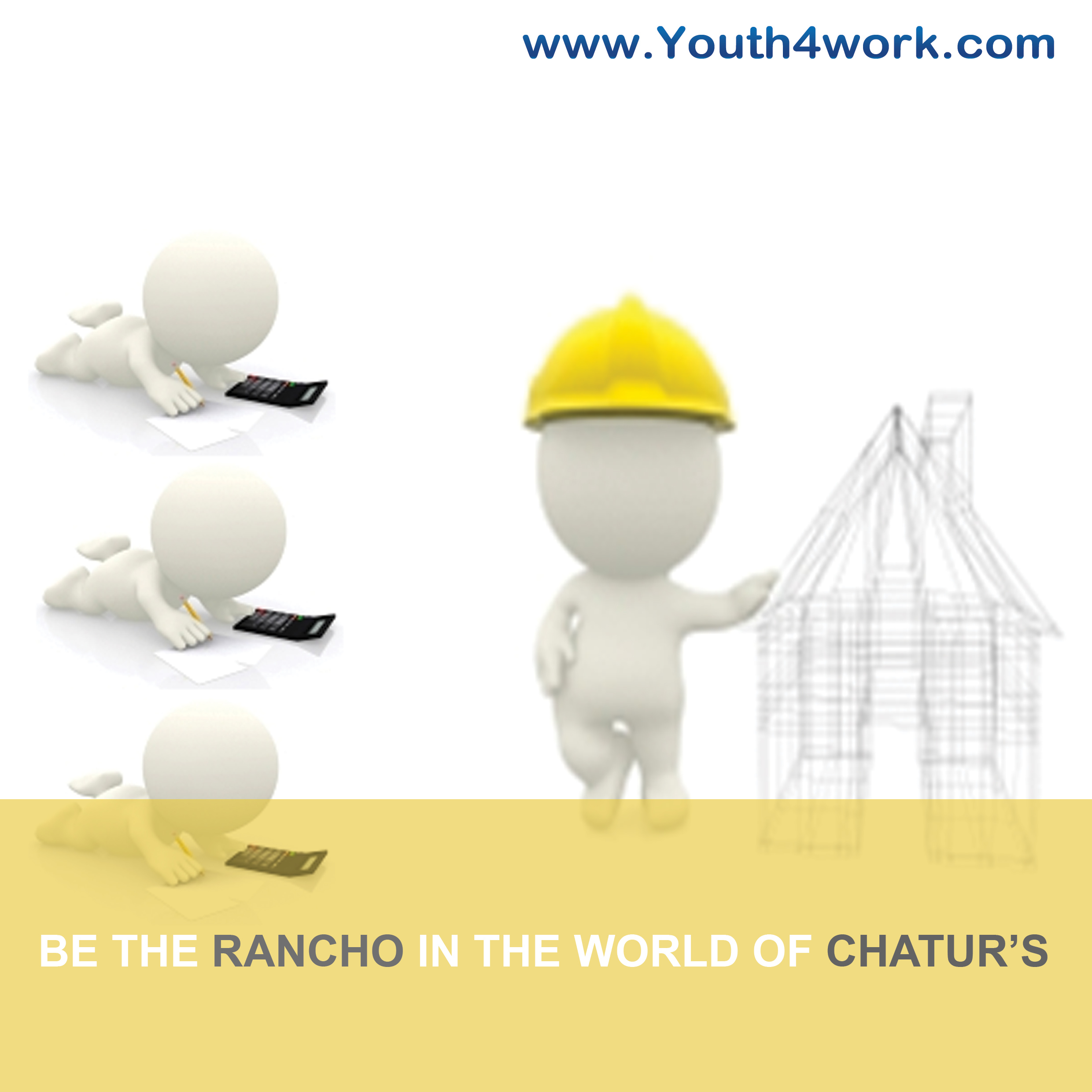 BE THE RANCHO IN THE WORLD OF CHATUR'S