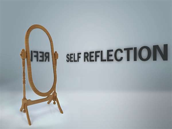 World With My Mirror