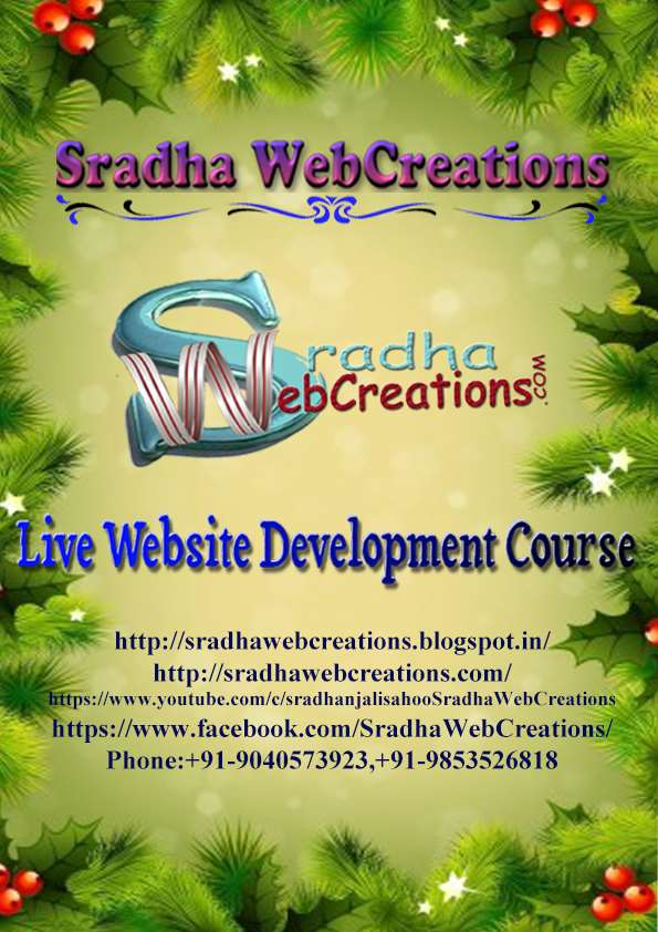 http://sradhawebcreations.blogspot.in/