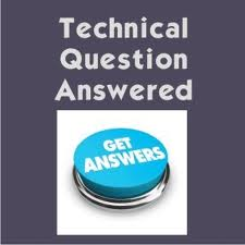 Technical Questions and answers