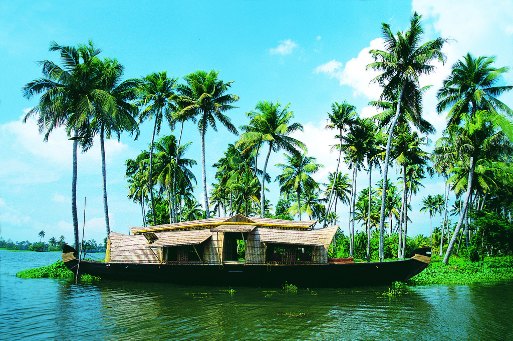 The god's own country....'Kerala'