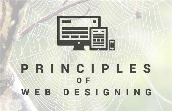 10 Basic principles of website designing