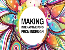 Making Interactive PDFs from In Design