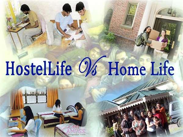 Life @ hostel....