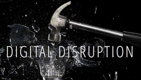 Digital Disruption - Adapt or Die?
