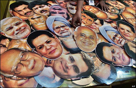Politics,and people of India.