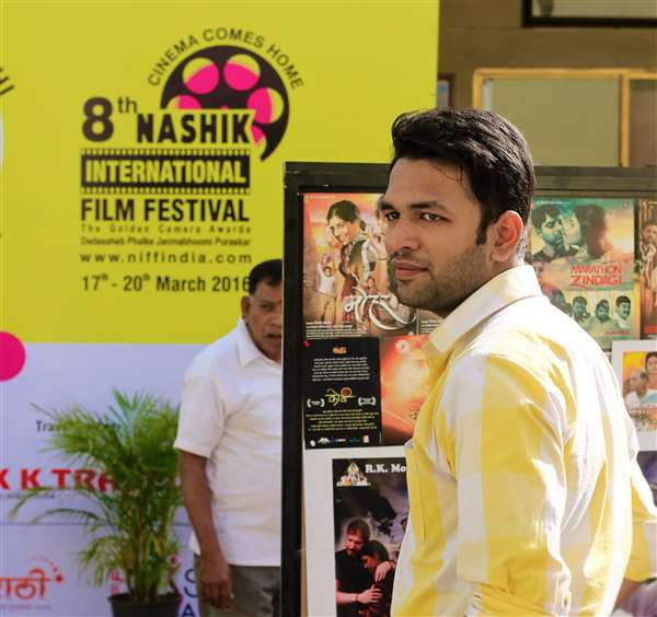 "Recently Got ""DADASAHEB PHALKE AWARD"" at NASHIK INTERNATIONAL FILM FESTIVAL for the short film ""INSAAN""."