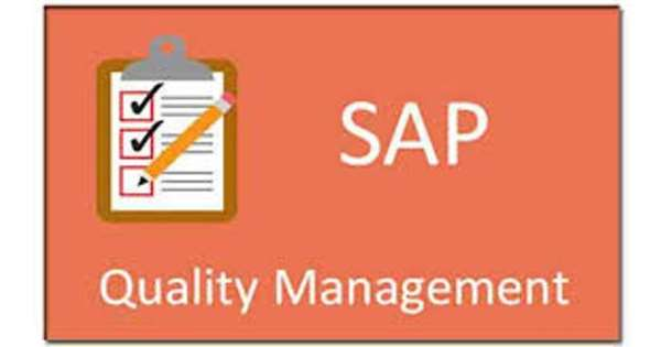 Learn SAP QM Training Online With Examples