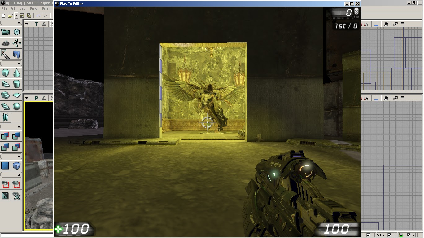My Experiments with EPIC's UDK Game Development Kit