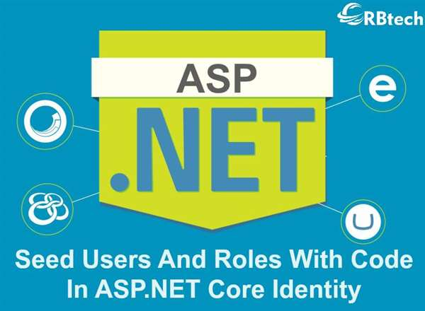An Overview Of How To Seed Users And Roles With Code In ASP.NET Core Identity