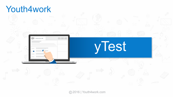 yTests in Youth4work