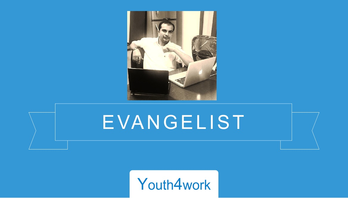 I am an Evangelist @ Youth4work