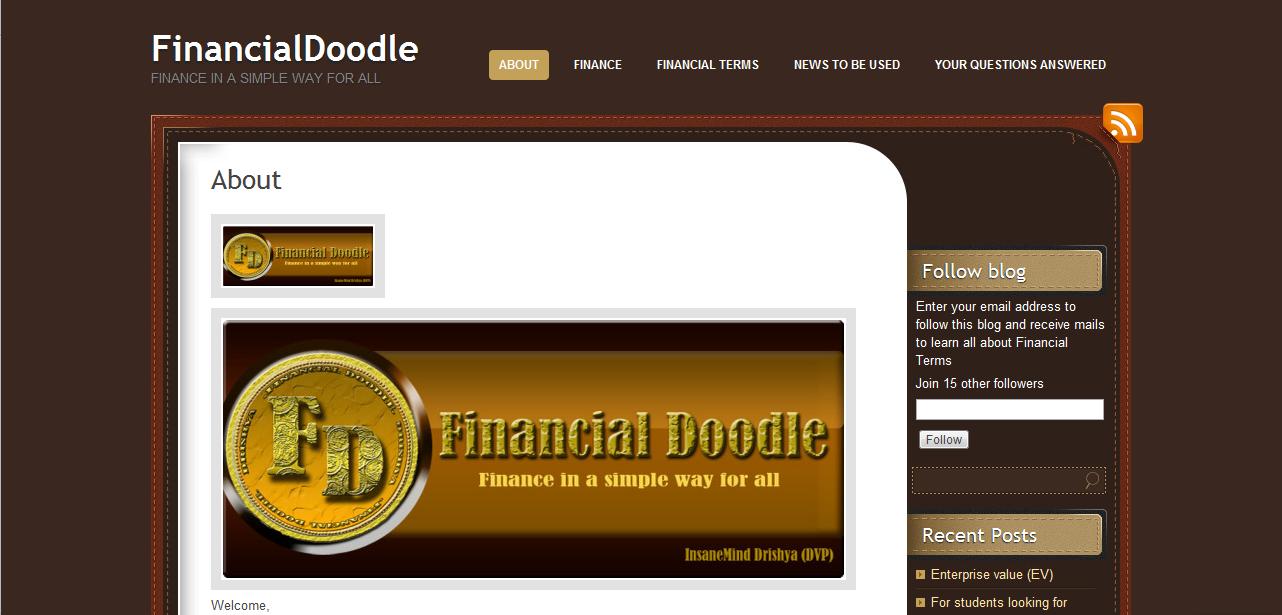 www.financialdoodle.wordpress.com